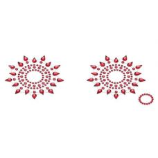Пэстис на соски Petits Joujoux Gloria set of 2 - Red