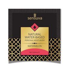 Гель-лубрикант на водной основе с ароматом арбуза Sensuva 6 мл