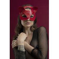 Маска кошки Feral Feelings - Catwoman Mask красная