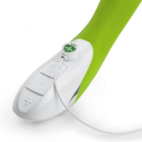 Вибратор силиконовый Mystim Sassy Simon зеленый
