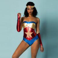 Эротический ролевой костюм Wonder Woman