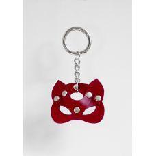 Брелок маска БДСМ Кошечка Красный
