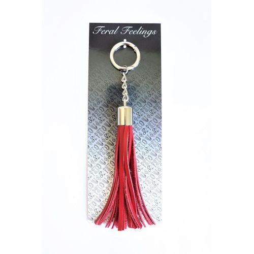 Брелок Флоггер-плеть Красный