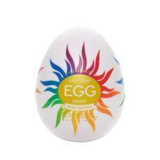 Мастурбатор яйцо для пениса Tenga Egg Shiny Pride Edition