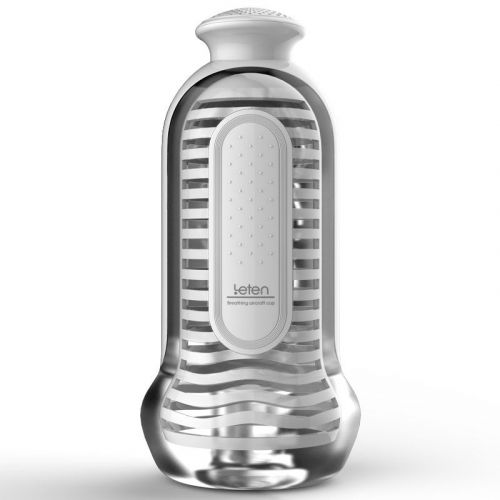Мастурбатор для пениса автоматический с голосовым сопровождением Leten SPA Masturbator