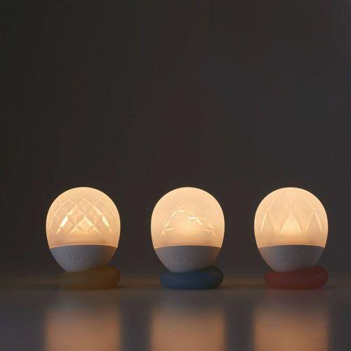 Вибратор и светильник для интимных зон белый IROHA Ukidama Hoshi