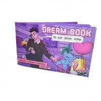 Чекова книжка бажань для неї Dream book