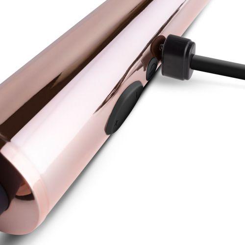 Вибромассажер микрофон Ванд цвет розовое золото Nouveau Wand Massager