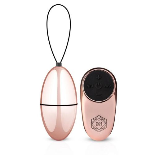 Виброяйцо вагинальное цыет розовое золото Nouveau Vibrating Egg