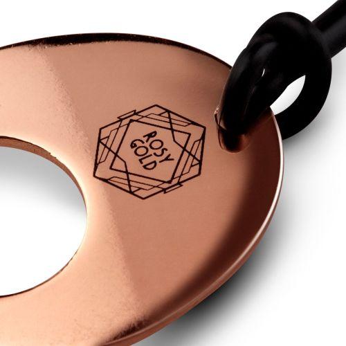 Металлические вагинальные шарики цвет розовое золото Nouveau Kegel Balls