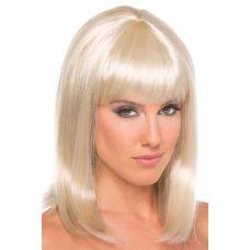 Парик эротический блондинка для ролевых игр Be Wicked Wigs Doll Wig