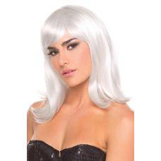 Парик эротический белые для ролевых игр Be Wicked Wigs Doll Wig