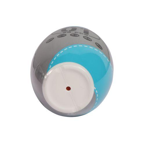 Мастурбатор голубого цвета Travel Cup masturbator