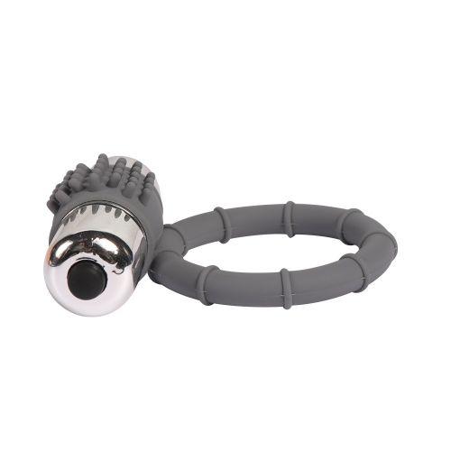 Эрекционное виброкольцо Single bullet cock ring