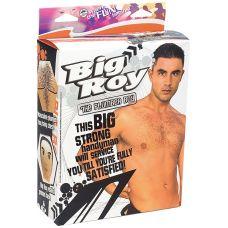 Надувная секс кукла мужчина для женщин Big Roy