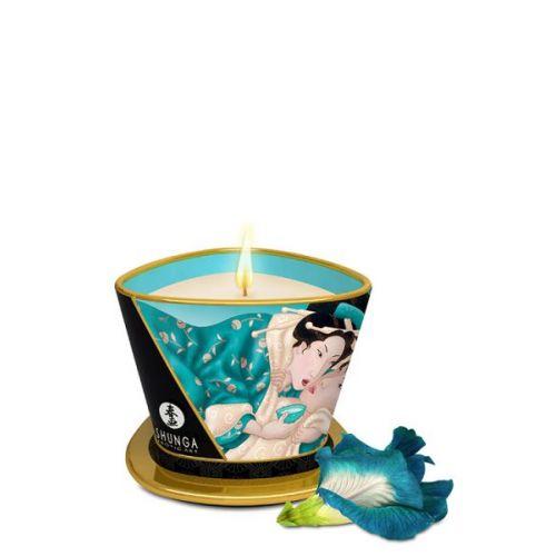 Свеча для массажа с цветочным ароматом Shunga (Шунга) 170ML