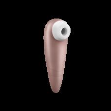 Бесконтактный вакуумный вибратор для клитора Satisfyer Сатисфаер Number One (1 Next Generation)
