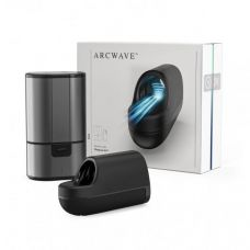 Инновационный мастурбатор Arcwave Ion с волновой стимуляцией