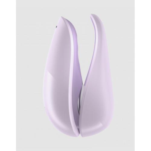 Бесконтактный вакуумный стимулятор клитора Womanizer (Вуманайзер) Liberty Lilac