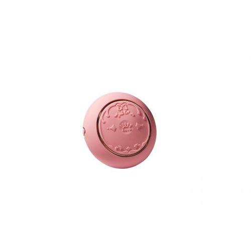 Вибромассажер для пар с функцией управления со смартфона розовый ZALO Fanfan Set
