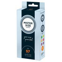 Презервативы Mister Size 57 mm (мм) 10 штук Мистер Сайз