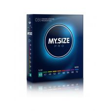 MY SIZE PRO презервативы 45 мм 3 штуки Май Сайз Про латексные