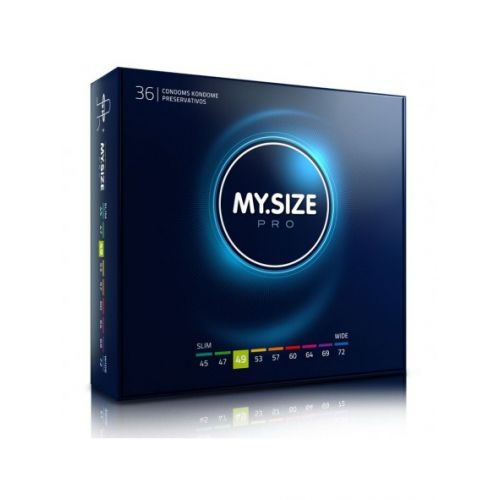 MY SIZE PRO презервативы 49 мм 36 штук Май Сайз Про тонкие