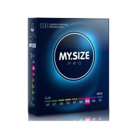 MY SIZE PRO презервативы 64 мм 3 штуки Май Сайз Про латексные