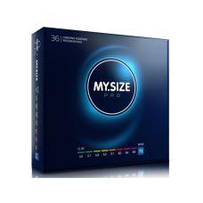 MY SIZE PRO презервативы 72 мм 36 штук Май Сайз Про тонкие