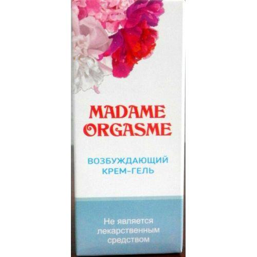 Madame Orgasme - возбуждающий крем-гель для женщин (Мадам Оргазм)